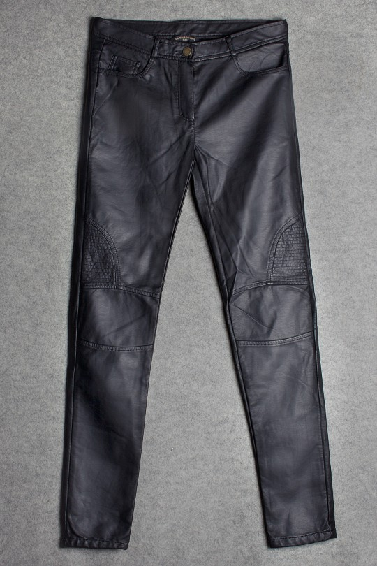 Pantalón piel moto - NAC