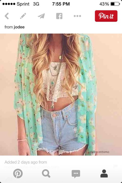 cardigan top tumblr oufits t-shirt style shorts