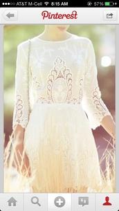 dress,white,cut-out
