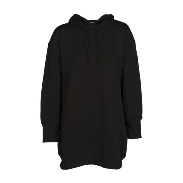MSGM hoodie oversized black sweater