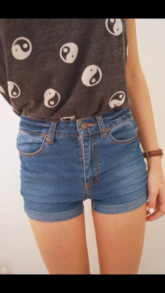 shirt ying yang grey yin yang yin yang shirt