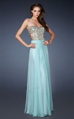 Long Seafoam Colorful Beaded Prom Dresses Cheap [Seafoam Colorful Beaded] - $172.00 : Prom Dresses On Sale, 60% off Dresses for Prom Night 2013