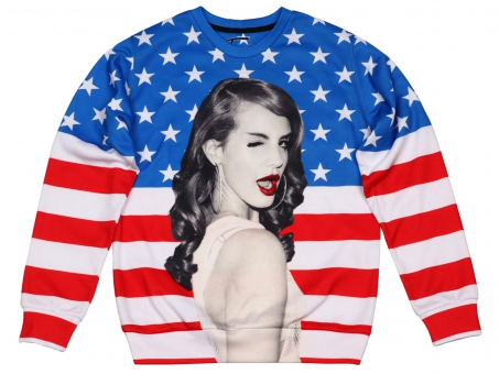 Original SEXY SWEATER LANA USA | Fusion® clothing!
