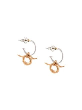 earrings pendant metallic jewels
