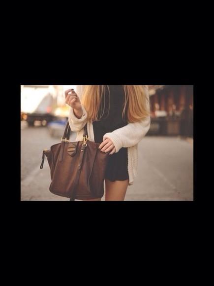 bag brown bag handbag brown handbag