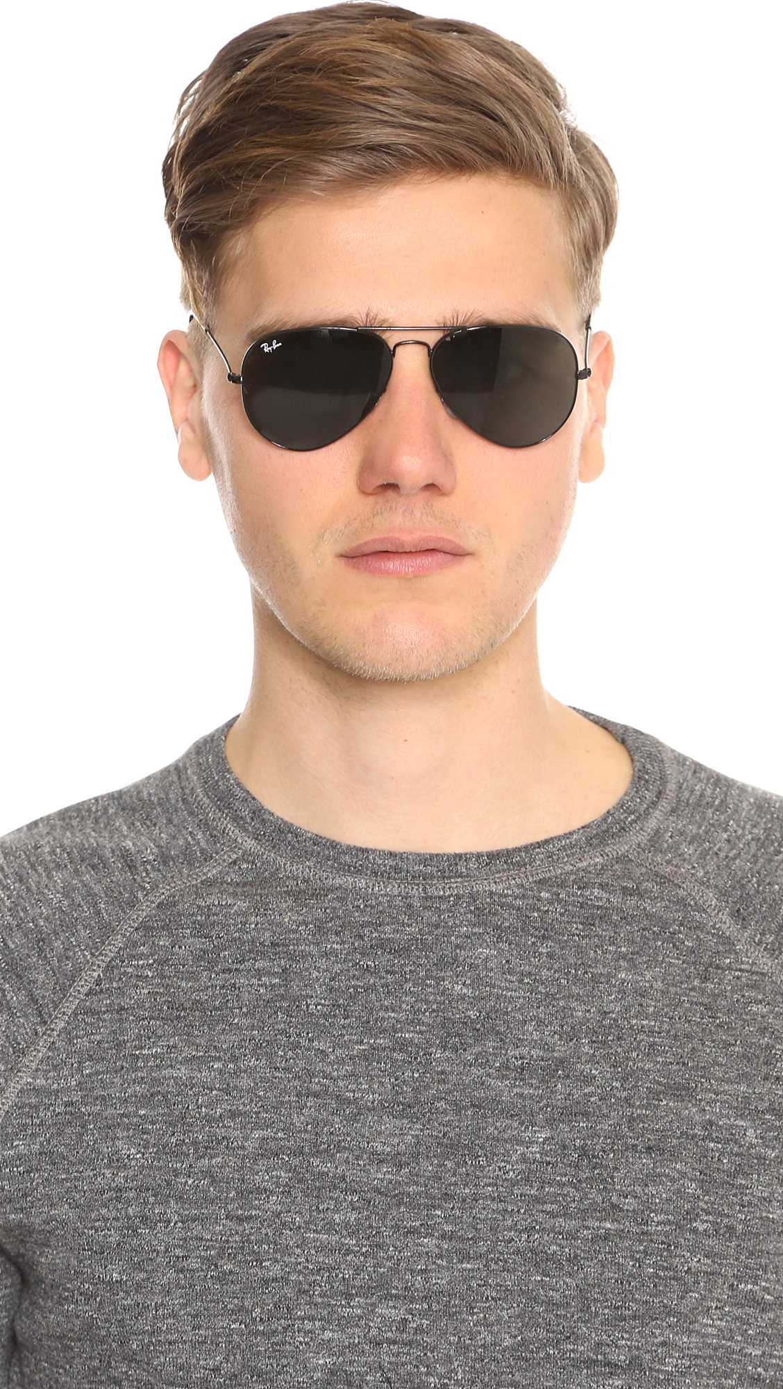 Ray-Ban Aviator Sunglasses | EAST DANE