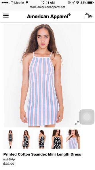 dress american apparel amourjayda