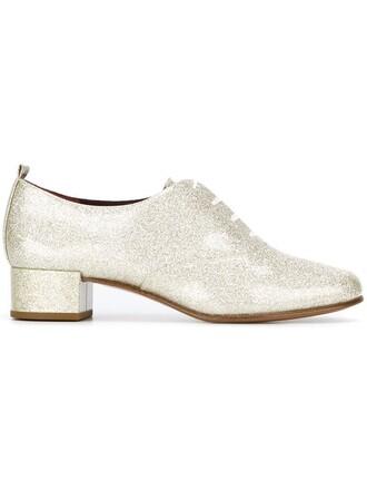 shoes metallic