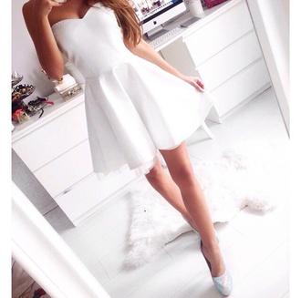 dress white dress