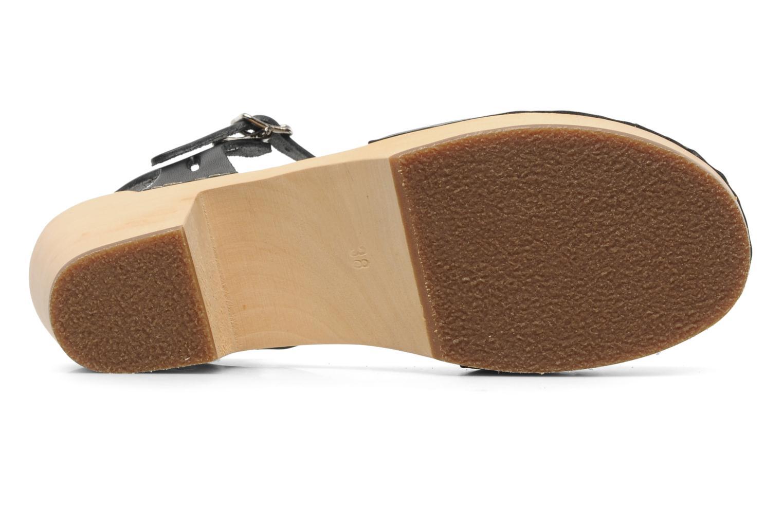 Lacy sandal Swedish Hasbeens (Noir) : livraison gratuite de vos Sandales et nu-pieds Lacy sandal Swedish Hasbeens chez Sarenza