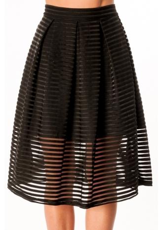 midi skirt black skirt