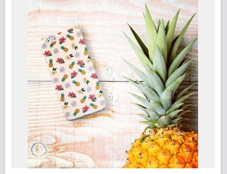 phone cover tropical summer funny pineapple love iphone iphone cover iphone 6 case iphone 5 case