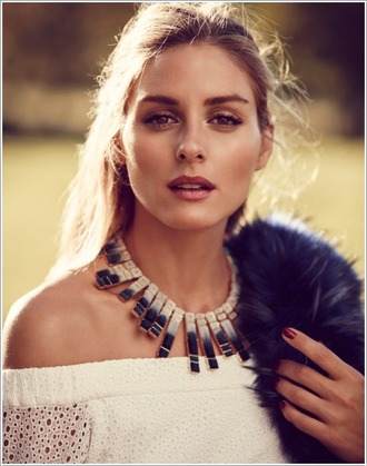 jewels necklace olivia palermo top blouse