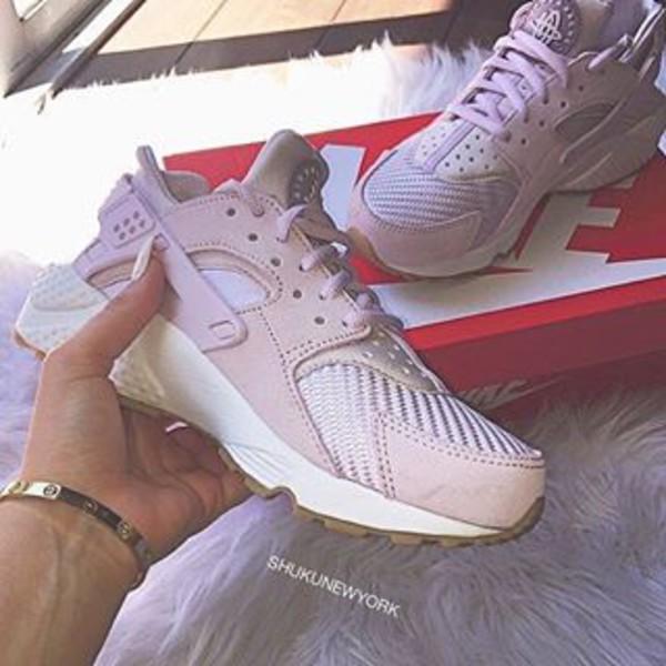 d382f7993a8b3 Nike Air Huarache Bleached Lilac Bleached Lilac W - Unisex Sports