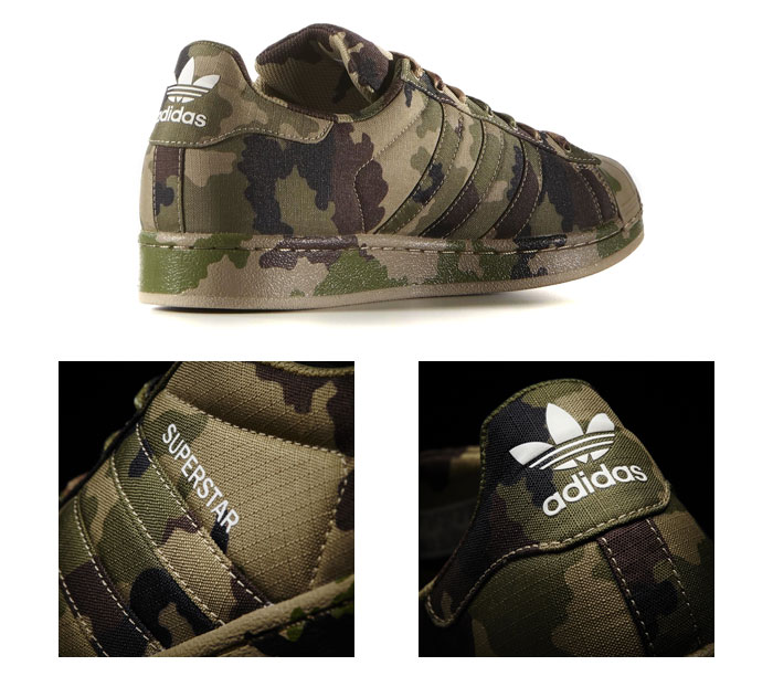 adidas superstar mens camo