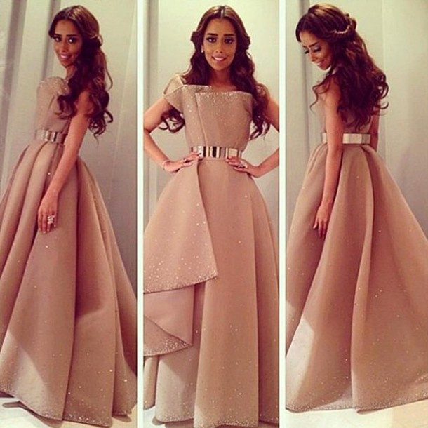 Arabic Prom Dresses