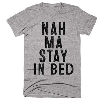 t-shirt grey casual quote on it funny summer cool basic teenagers trendy badass shirtoopia.com shirtoopia fashion