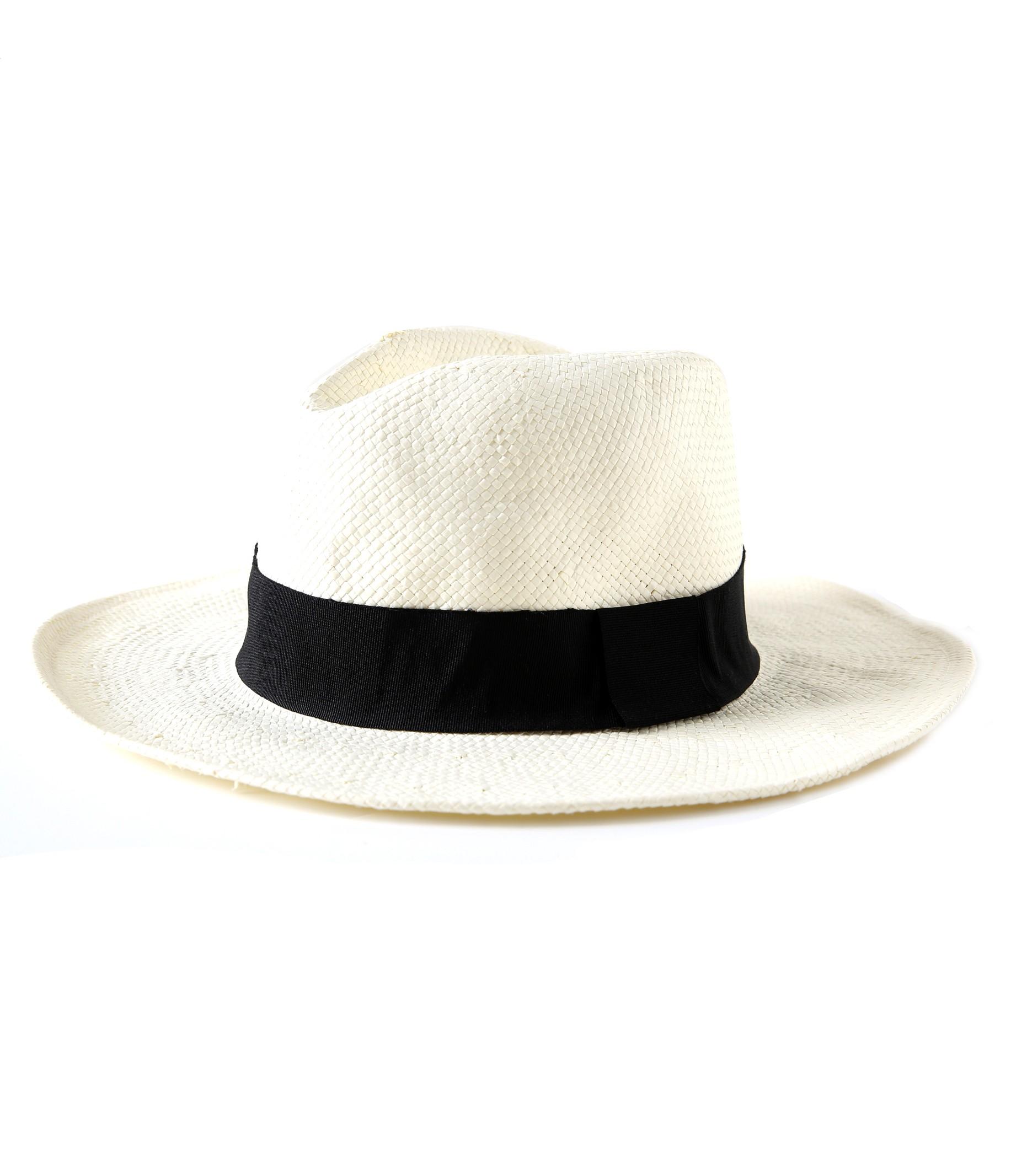 Well Weathered Panama Hat