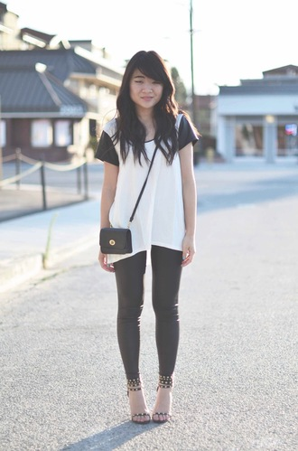 daily disguise pants shirt bag shoes