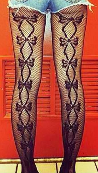 tights black