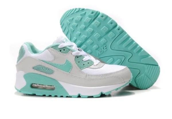 shoes air max blue airmax women's turquoise airmax