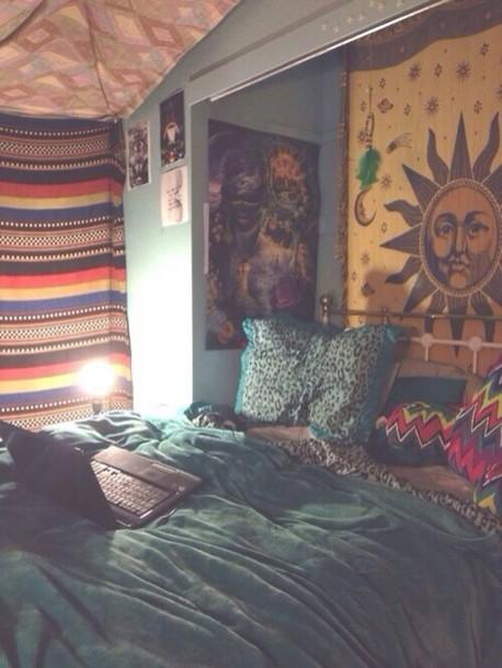 Hippie Bedroom Goals