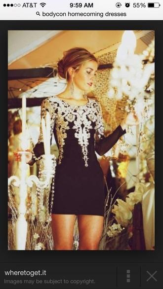 dress little black dress bodycon dress