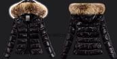 jacket,winter outfits,black,fur collar coat,fur collar jacket,coat