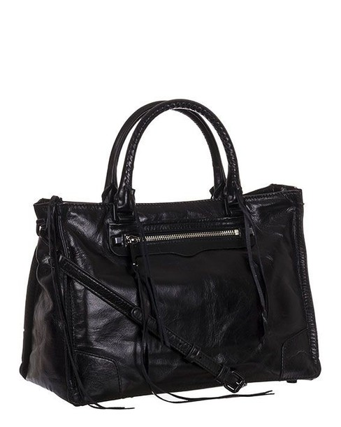Rebecca Minkoff satchel black bag
