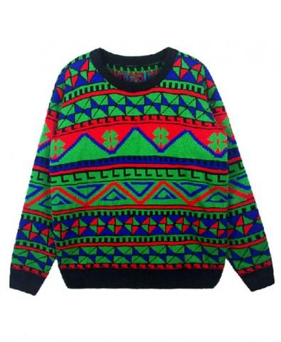 Bohemia sweater with crew neck