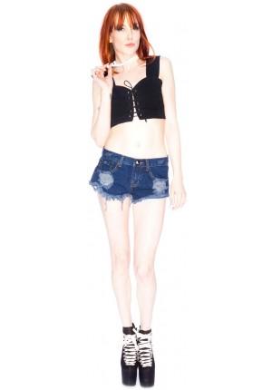 One teaspoon trash whore original shorts