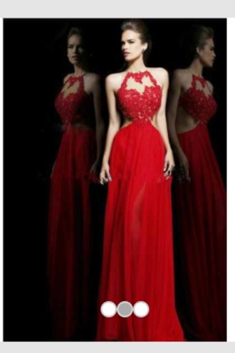 dress red dress prom dress long prom dress red prom dress long red dress red open back