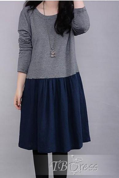 skirt grey sweater dress sweater dress sweaterdress