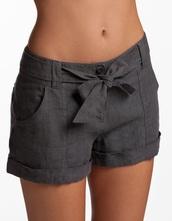 shorts,linen