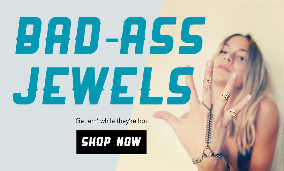 Luxe Cartel | Bad-ass Accessories & Bikinis