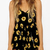 Sunflower Printed Playsuit|Disheefashion