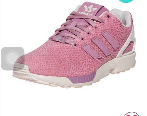 shoes adidas zx flux pink sneakers low top sneakers adidas