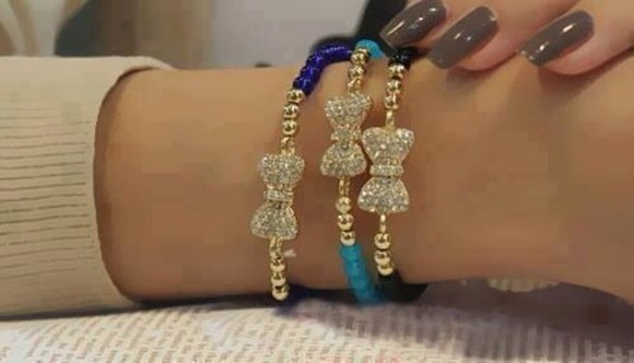 bows jewels