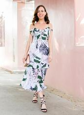 sydne summer's fashion reviews & style tips,blogger,dress,jewels,bag,shoes,maxi dress,spring outfits,sandals