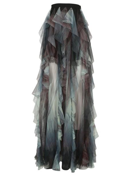 Elie Saab skirt print