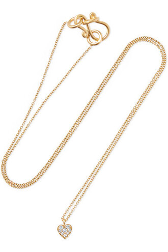 necklace diamond necklace gold jewels