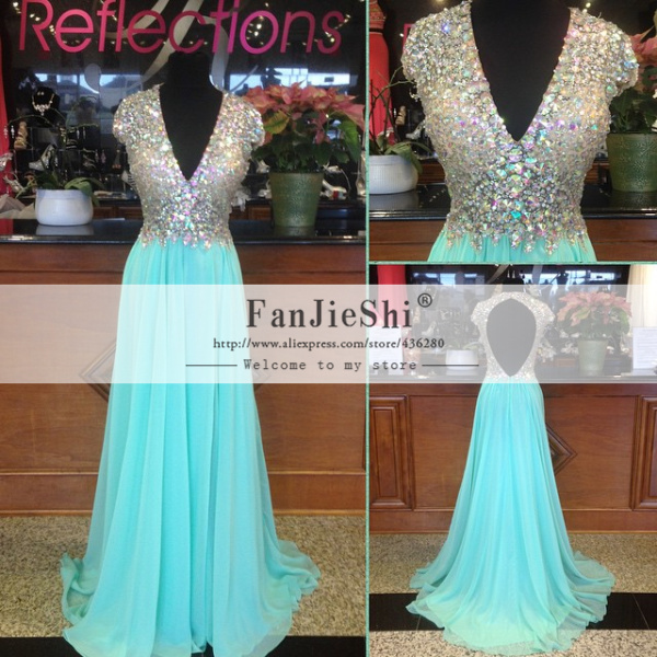 Aliexpress.com : buy 2015 new elegant vestido de festa cap sleeve floor length scoop neckline appliques backless hot sale sexy mermaid prom dresses from reliable prom dresses princess style suppliers on suzhou fanjieshi wedding dress co., ltd.