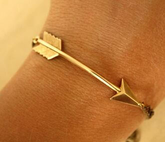 jewels bracelets arrow