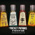 Four Harry Potter Inspired Pocket Potion Hand Sanitizers- Set 3 · Mud In My Blood · Online Store Powered by Storenvy