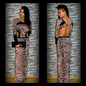 dress,nude dress,maxi dress,evening dress,backless dress,leopard print,black,nude,long prom dress,summer dress,sexy,hot topic