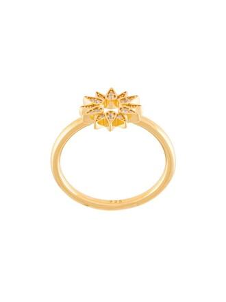 sun metallic women ring jewels