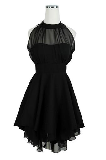 Glaze Puffball Mini Dress   Outfit Made