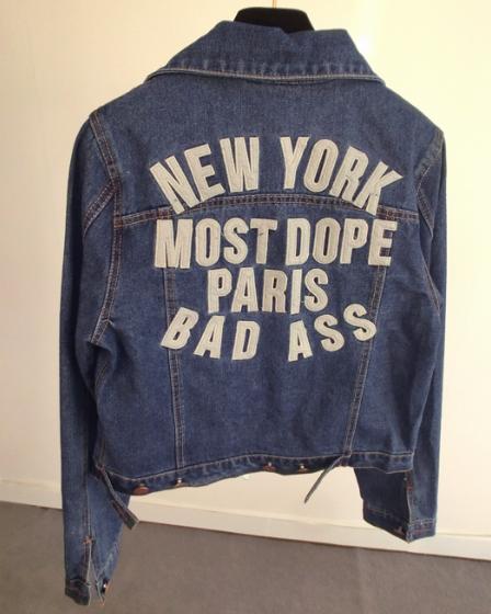 The most dope denim jacket