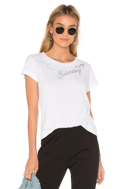 Wildfox Couture white top
