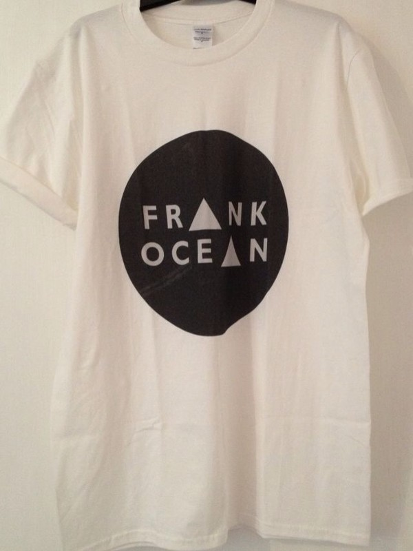 t-shirt white tank top white black shirt frank ocean triangles tumblr shirt